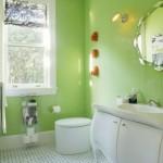 Parlak Ve Renkli Banyo Tasarım Fikirleri 13 150x150 43 Parlak ve Renkli Banyo Tasarım Fikirleri