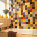 Parlak Ve Renkli Banyo Tasarım Fikirleri 2 150x150 43 Parlak ve Renkli Banyo Tasarım Fikirleri