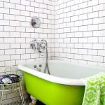 Parlak Ve Renkli Banyo Tasarım Fikirleri 20 150x150 43 Parlak ve Renkli Banyo Tasarım Fikirleri