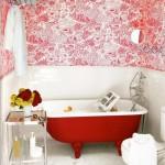 Parlak Ve Renkli Banyo Tasarım Fikirleri 22 150x150 43 Parlak ve Renkli Banyo Tasarım Fikirleri