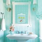 Parlak Ve Renkli Banyo Tasarım Fikirleri 28 150x150 43 Parlak ve Renkli Banyo Tasarım Fikirleri