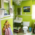 Parlak Ve Renkli Banyo Tasarım Fikirleri 32 150x150 43 Parlak ve Renkli Banyo Tasarım Fikirleri