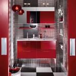 Parlak Ve Renkli Banyo Tasarım Fikirleri 35 150x150 43 Parlak ve Renkli Banyo Tasarım Fikirleri