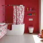 Parlak Ve Renkli Banyo Tasarım Fikirleri 38 150x150 43 Parlak ve Renkli Banyo Tasarım Fikirleri