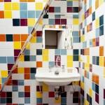 Parlak Ve Renkli Banyo Tasarım Fikirleri 39 150x150 43 Parlak ve Renkli Banyo Tasarım Fikirleri