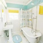 Parlak Ve Renkli Banyo Tasarım Fikirleri 7 150x150 43 Parlak ve Renkli Banyo Tasarım Fikirleri