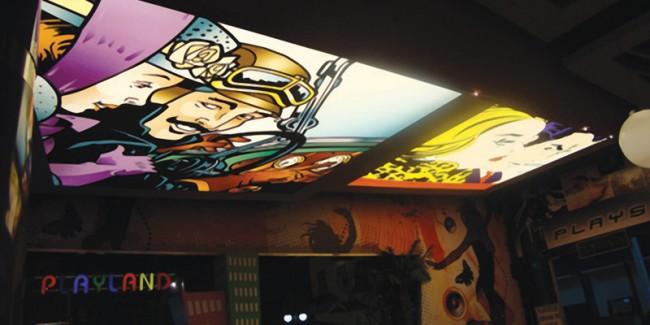 gergi tavan 4 650x325 Gergi Tavan Sistemleri