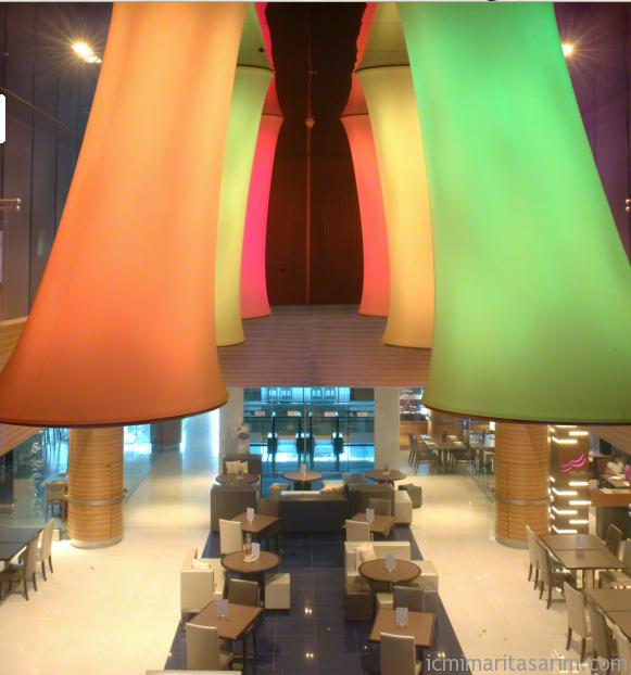 gergi tavan 5 Gergi Tavan Sistemleri