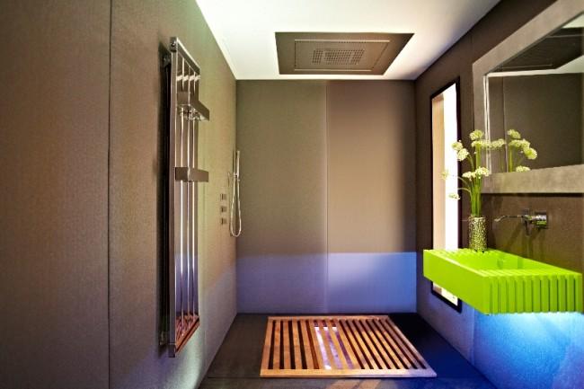 japanese bathroom 650x433 Akıllı Ev Dekorasyonu 2013