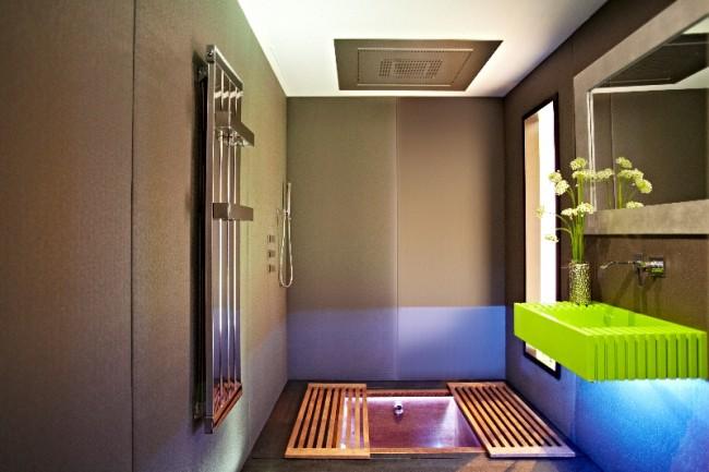 japanese shower 650x433 Akıllı Ev Dekorasyonu 2013