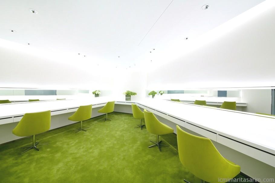 Yesil Ofis Dekorasyonu 3