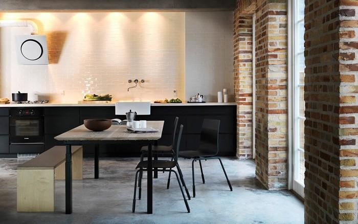 mutfak tasarım fikirleri 52 Mutfak Tasarım Fikirleri