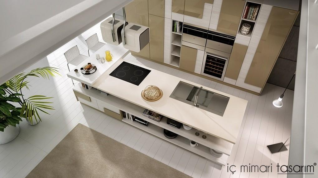 Evinizin Vazgeçilmezi Mükemmel Mutfak İç Tasarımları (10)