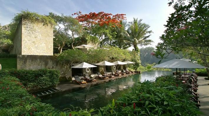 Tropikal Ev Tasarımları…